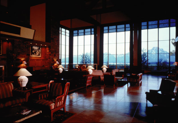 Jackson Lake Lodge