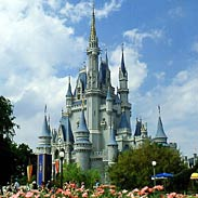 Click to visit the Disney World website for further information on attractions, resorts and reservations.