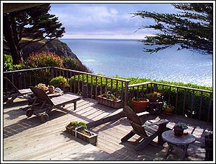 The Sea Escape at Elk, California